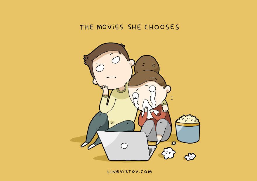 """""""I film che sceglie""""."""