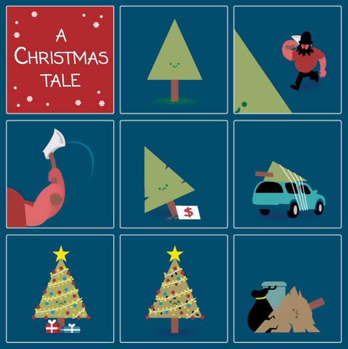 """""""Un racconto di Natale""""."""