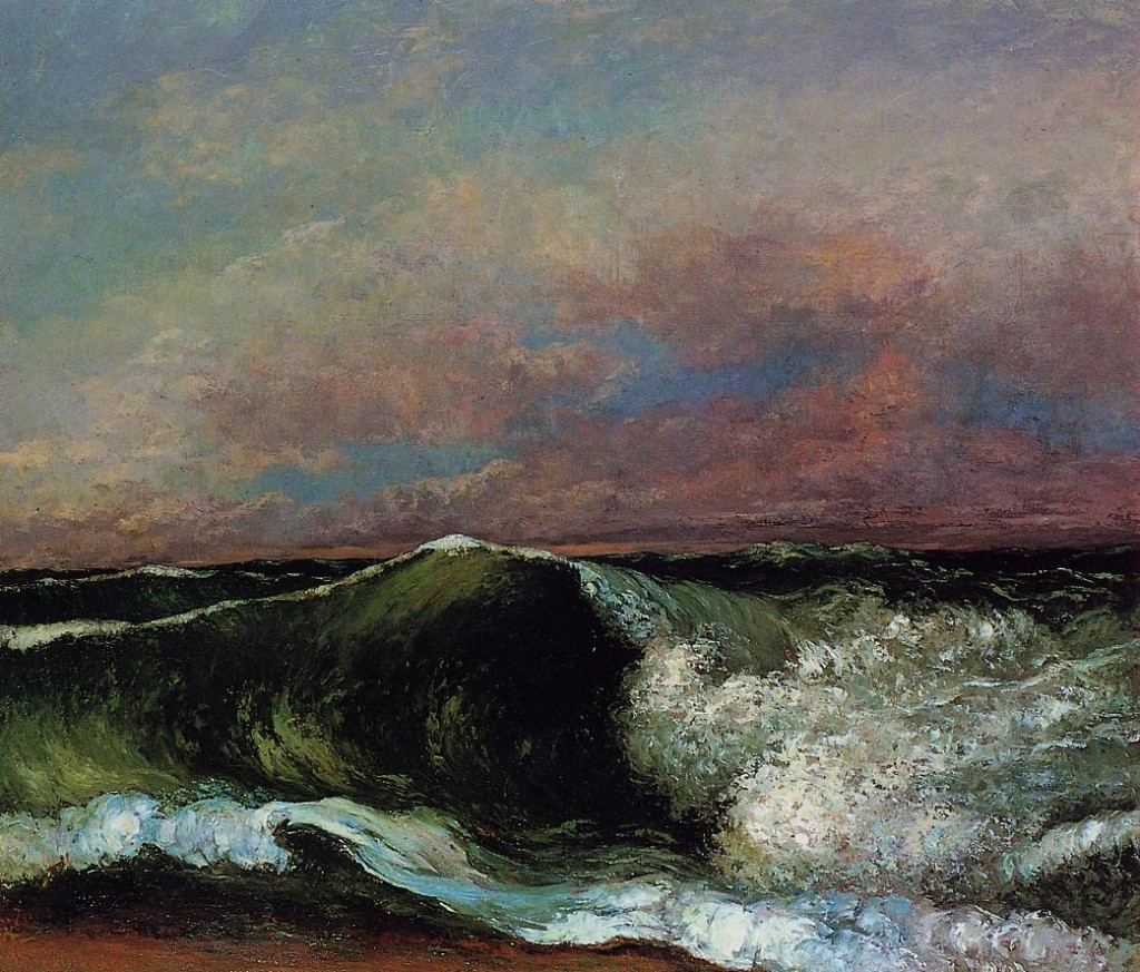 """""""L'onda"""" (1870)."""