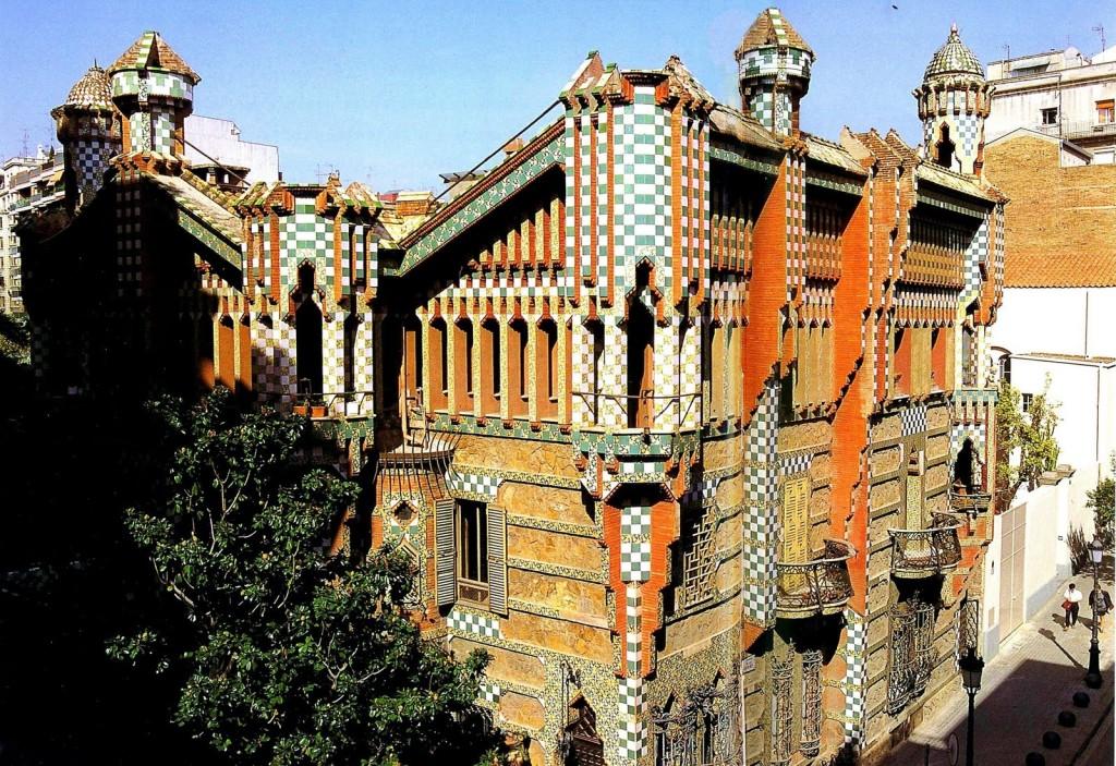 """""""Casa Vicens"""" (1883-1885)"""