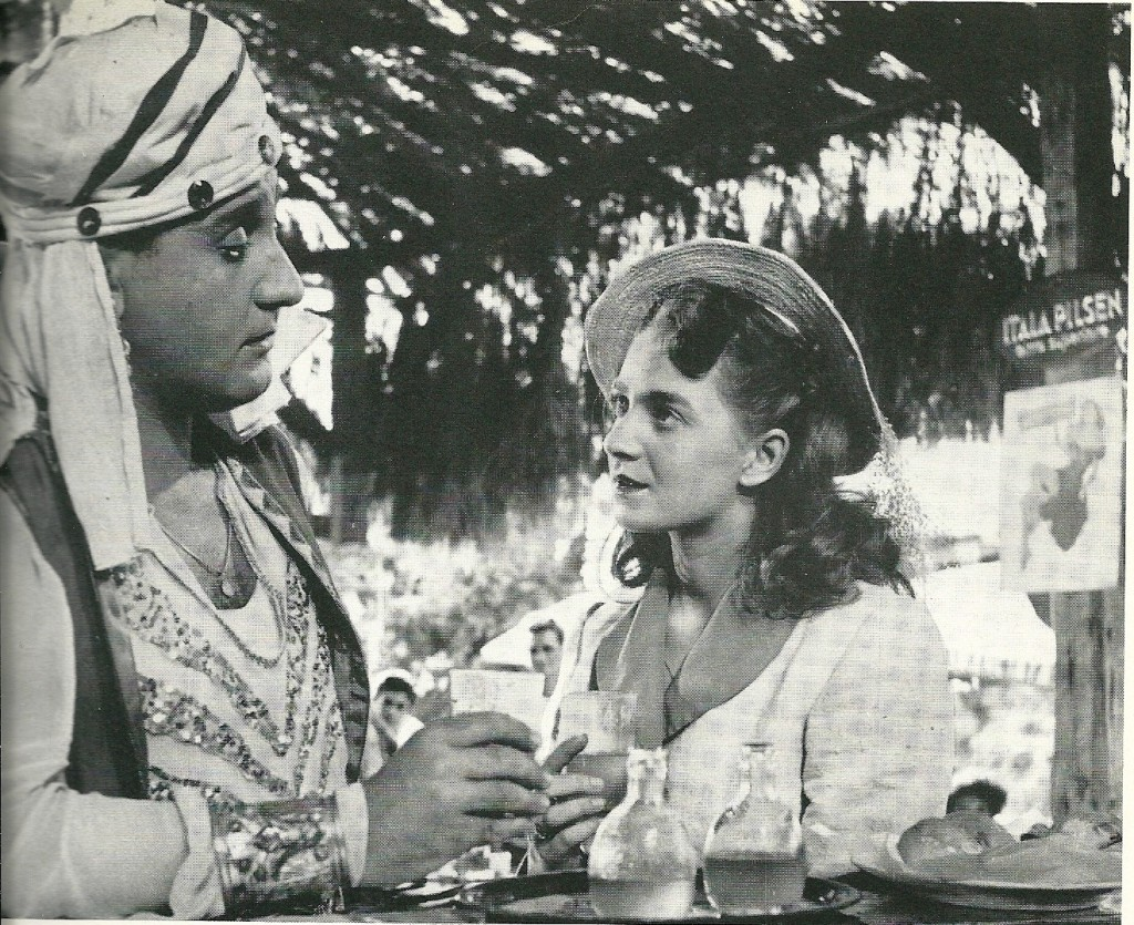 """""""Lo sceicco bianco"""" (1952), diretto da Federico Fellini."""