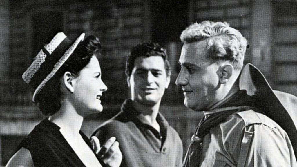 """""""Mamma mia che impressione!"""" (1951) di Roberto Savarese. Primo ruolo da protagonista di Alberto Sordi."""
