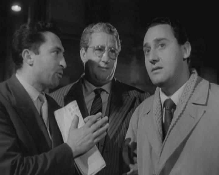 """""""Un eroe dei nostri tempi"""" (1955), diretto da Mario Monicelli."""