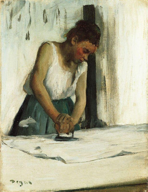 """""""Stiratrice"""", 1873."""