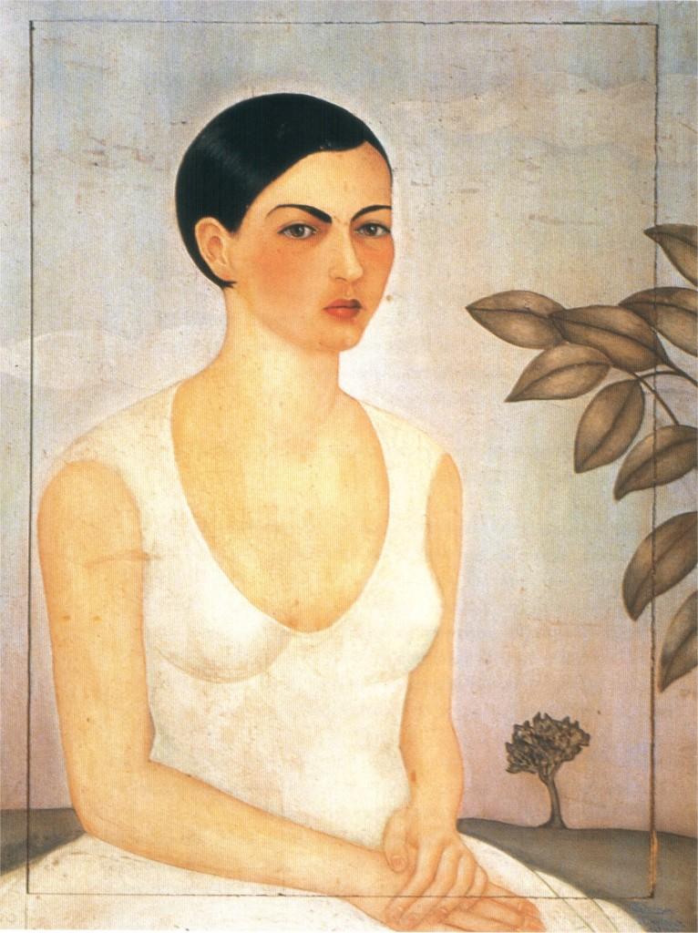 """""""Ritratto di mia sorella Cristina"""", 1926."""