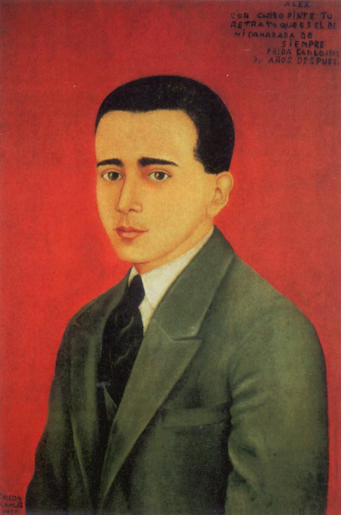 """""""Ritratto di Alejandro Gòmez"""", 1928."""