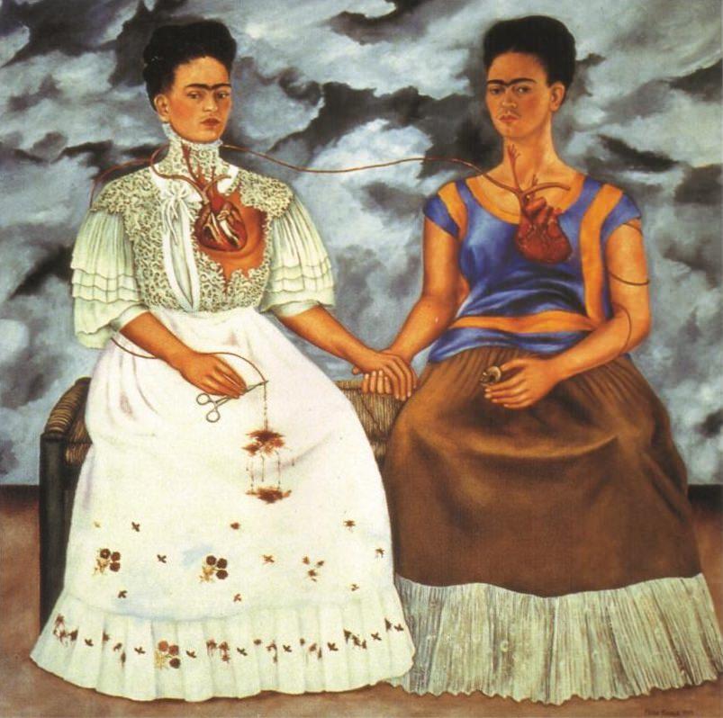 """""""Le due Frida"""", 1939."""