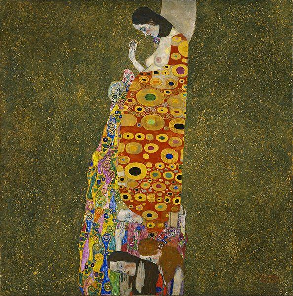 """""""La speranza"""", 1907."""