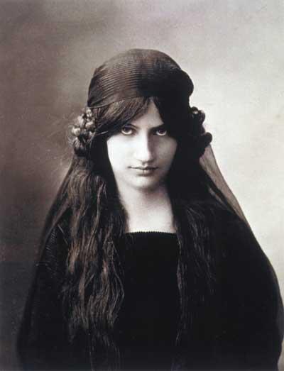 Jeanne Hébuterne.