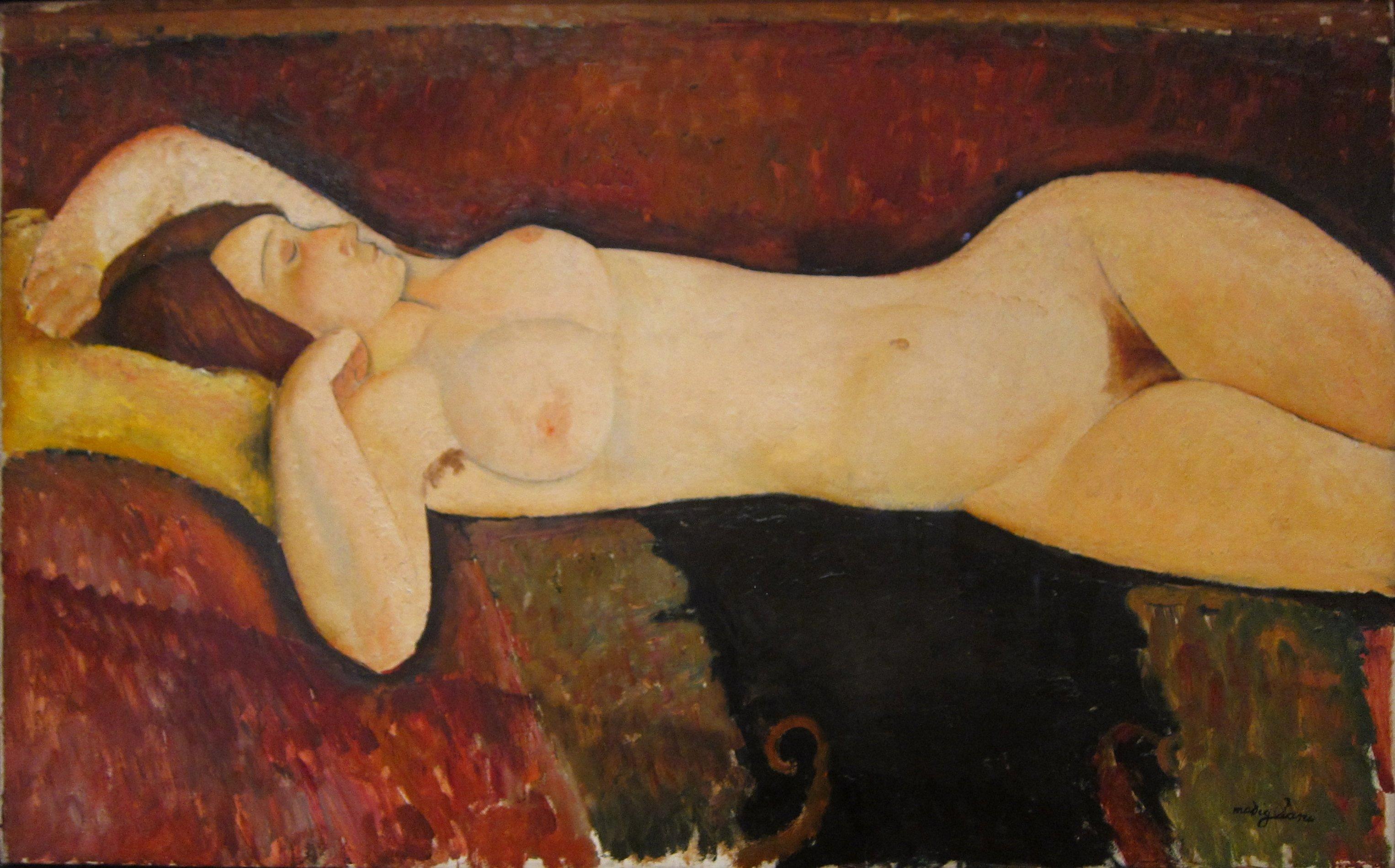 Amedeo Modigliani biografia, stile, opere