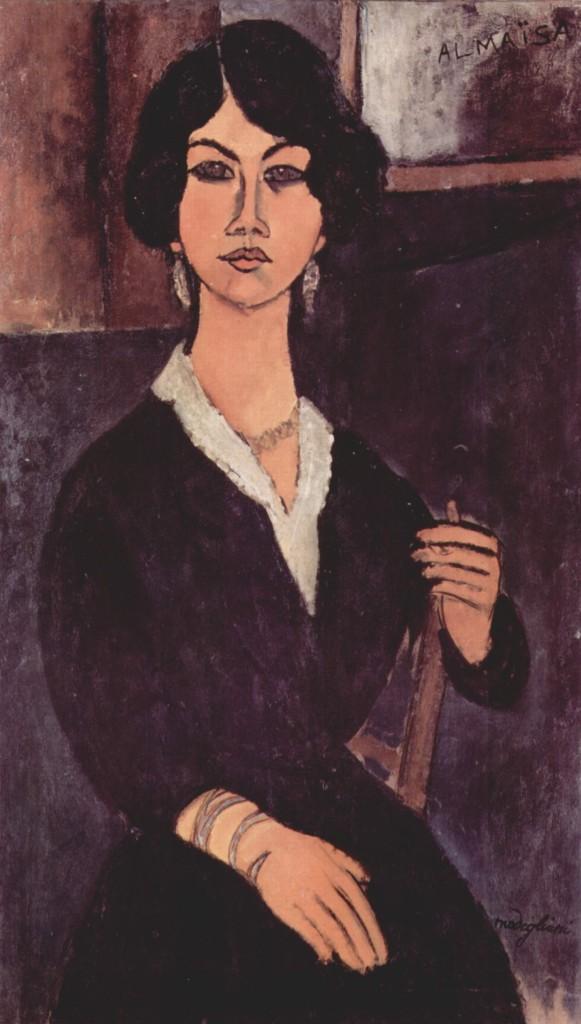 """Almaiisa seduta"", 1916."