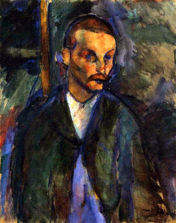 """""""Il mendicante di Livorno"""", 1909."""