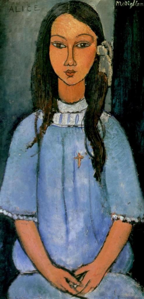 """""""Alice"""", 1915. Alice, amante di Raymond Radiguet, ispirerà lo scrittore nella creazione del personaggio eroico del famoso romanzo """"Il diavolo in corpo."""""""