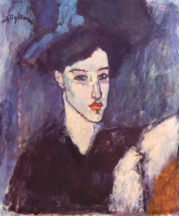 """""""L'ebrea"""", 1908."""