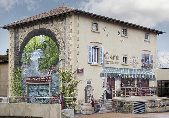 """""""Café de l'Aqueduc"""""""