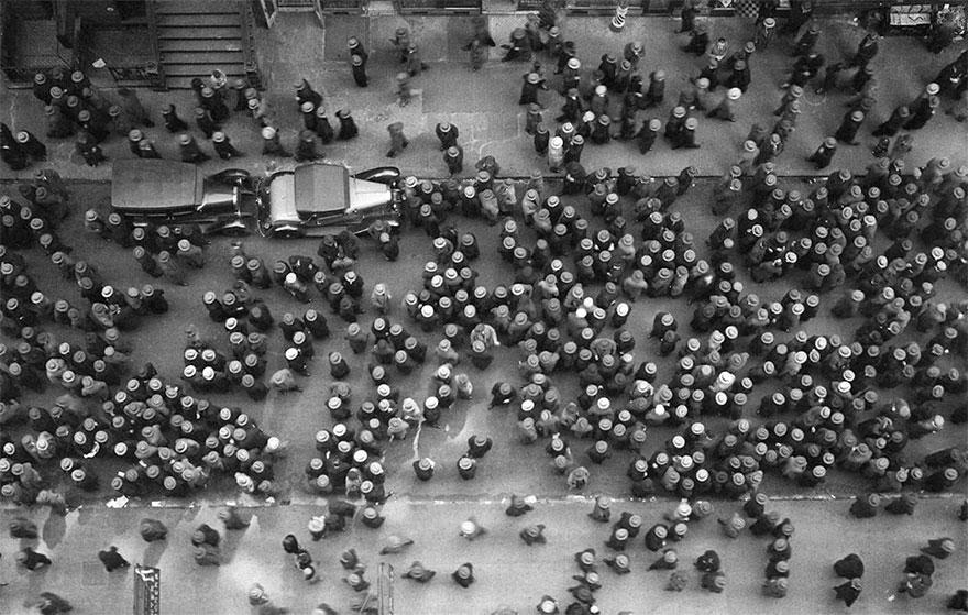 21 cappelli a New York, 1930. rarehistoricalphotos.com