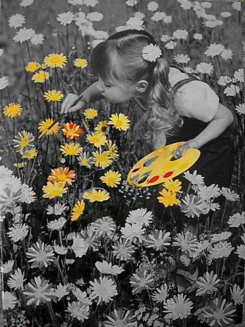 Cercare adagio, umilmente, costantemente di esprimere, di tornare a spremere dalla terra bruta o da ciò ch'essa genera, dai suoni, dalle forme e dai colori, che sono le porte della prigione della nostra anima, un'immagine di bellezza che siamo giunti a comprendere: questa è l'arte. _ James Joyce _ Immagine reperita nel web.