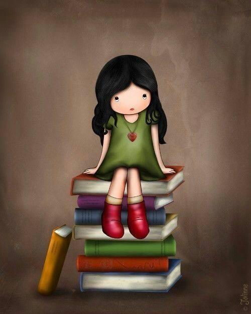 Fidati di chi ama leggere, fidati di chi porta sempre con sé un libro di poesie. Guarda con sospetto chi ti dice che non ha tempo, che la letteratura è una bella cosa, che quando si è giovani si può leggere ma poi... Mente, non gliene importa nulla. Mente sapendo di mentire. _ Roberto Cotroneo _ Gorjuss Art.