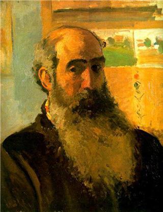 Autoritratto, 1873.
