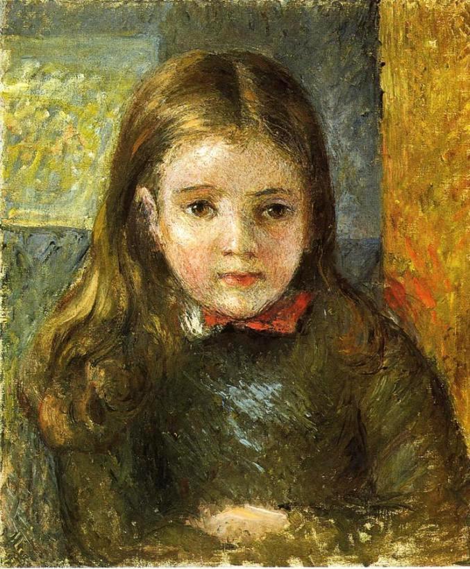 """""""Ritratto di Georges"""", 1880."""