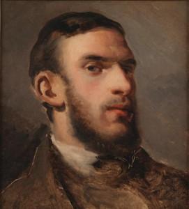 Autoritratto, 1852-1854.