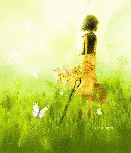 Quando senti qualcosa che ti fa vibrare il cuore, non domandarti mai cosa sia, ma vivilo sino in fondo, perchè quel brivido, quella sensazione si chiama Vita. _ Alda Merini _ Mizzi Illustration.