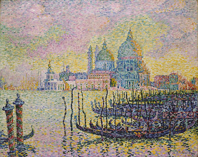 """Grand Canal"" (Venice), 1905, Toledo Museum of Art, Toledo, Ohio."