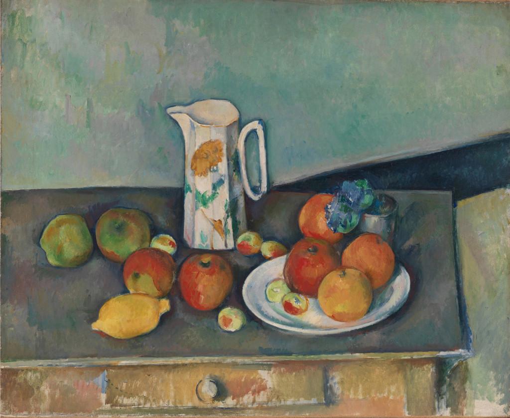 """""""Bricco per il latte con mele e limoni"""", 1894."""