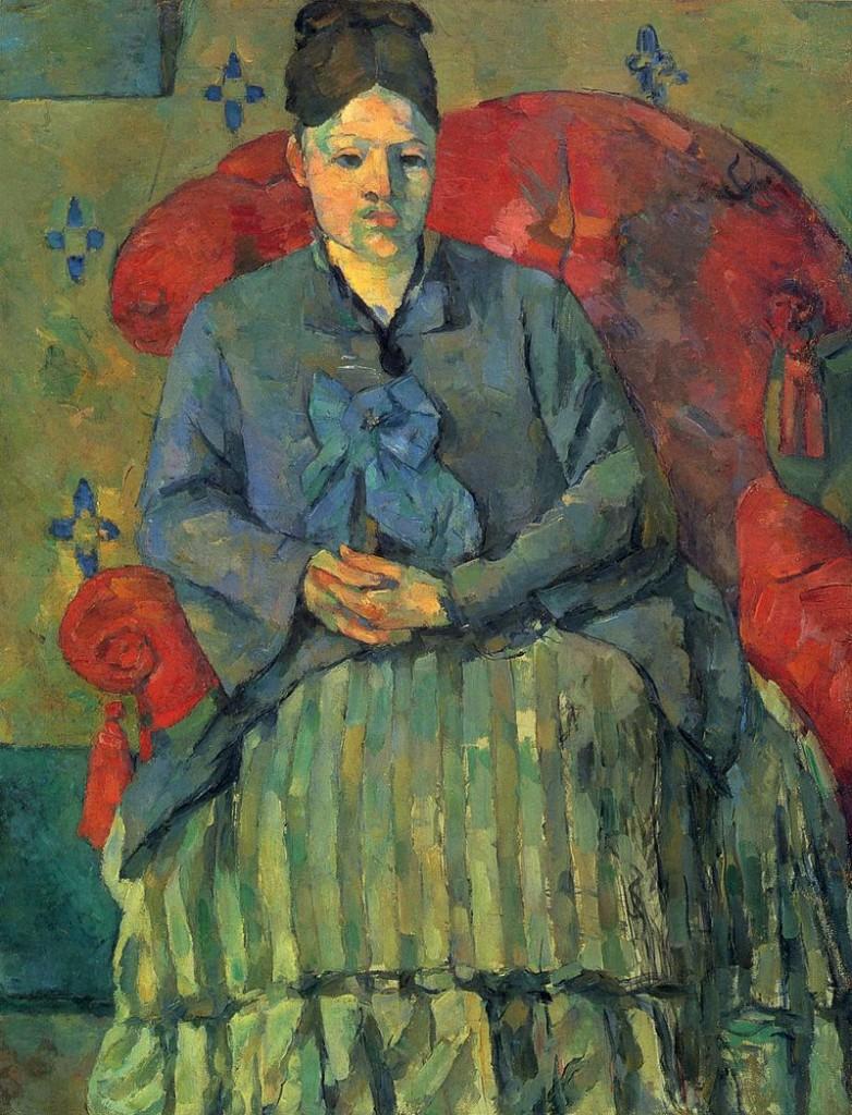"""""""Hortense Fiquet"""", 1877."""