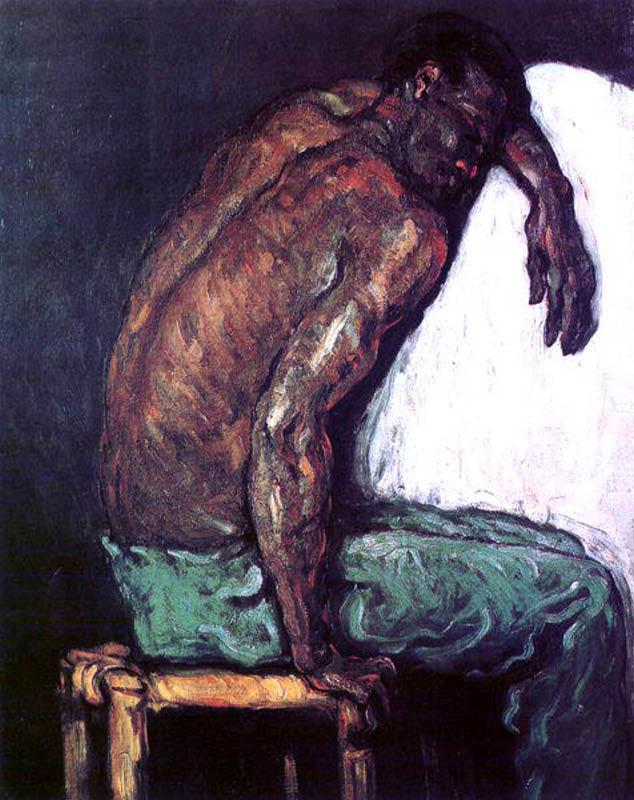 """""""Il negro Scipione"""", 1866. San Paolo del Brasile. Museu de Arte."""