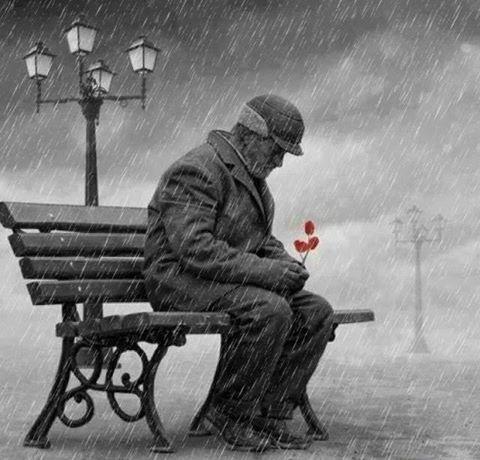 Ho incontrato per strada un uomo molto povero ed innamorato, portava un vecchio cappello ed un cappotto strappato. L'acqua gli entrava nelle scarpe e le stelle nell'animo. _ Victor Hugo _ Immagine reperita nel web.