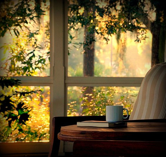 In autunno tutto ci ricorda il crepuscolo,– e tuttavia, mi sembra la stagione più bella: volesse il cielo allora, quando io vivrò il mio crepuscolo, che ci debba essere qualcuno che allora mi ami come io ho amato l'autunno. _ Søren Kierkegaard _ Immagine reperita nel web.
