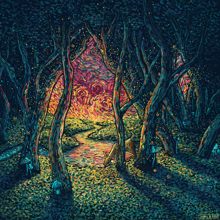 """Portals"", James R. Eads."