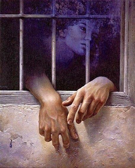 L'ipocrisia è la gabbia degli ignavi. _ Caterina Mangiaracina _ Alberto Pancorbo Art.