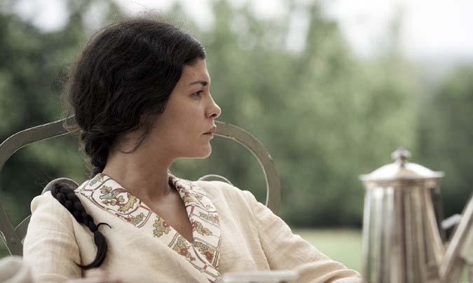 """Una scena del film """"Thérèse Desqueyroux"""" diretto da Claude Miller e tratto dall'omonimo romanzo di François Mauriac."""