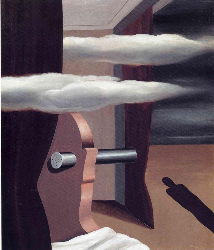"""""""Il capovolgimento del deserto"""", 1926."""
