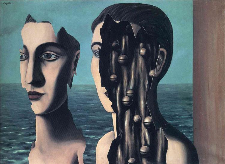 """""""Il doppio segreto"""", 1927."""