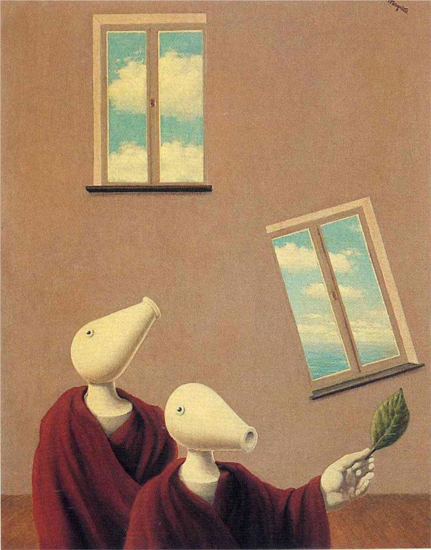 """Incontri naturali"", 1945."