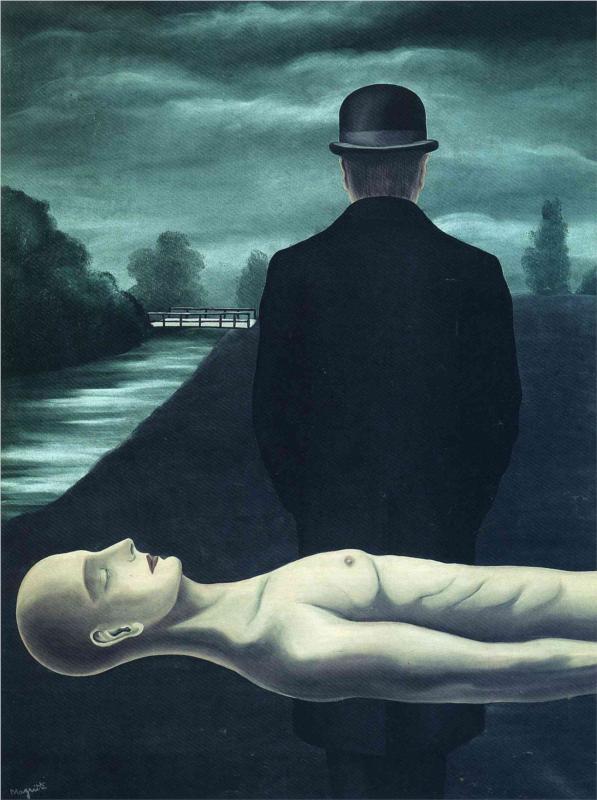 """""""Le fantasticherie del passeggiatore solitario"""", 1926."""