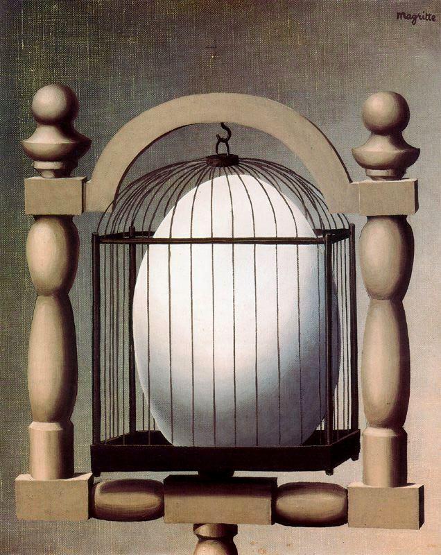 """""""Le affinità elettive"""", 1933."""