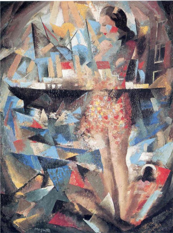 """""""Giovinezza"""", 1924."""