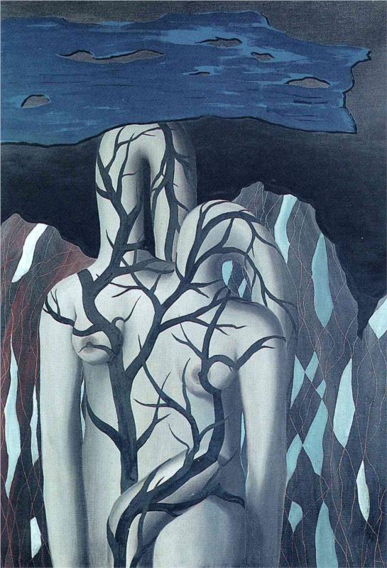 """""""Paesaggio"""", 1926."""