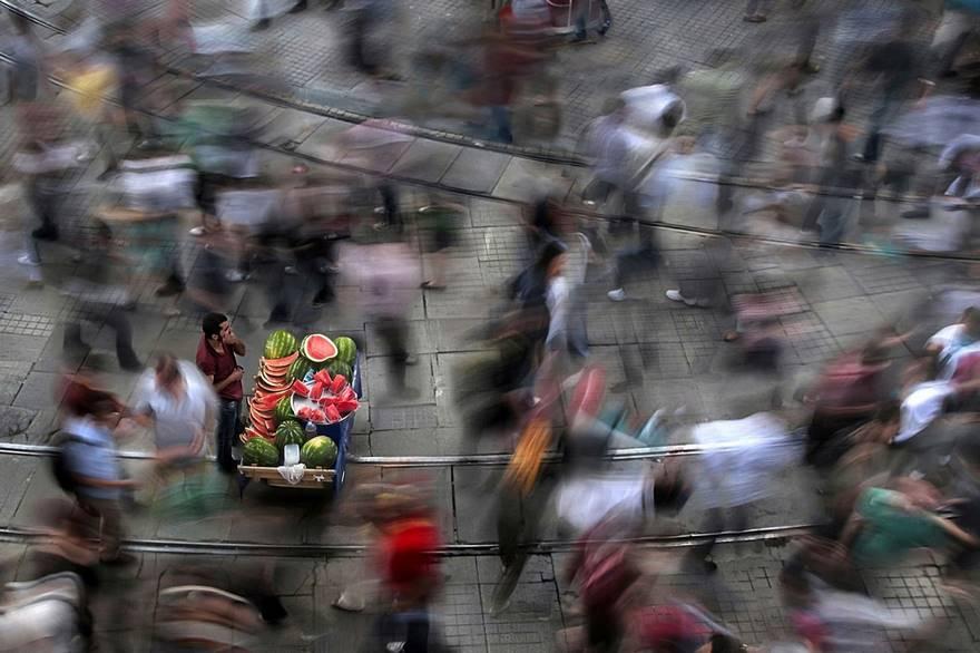 """""""Motion"""" di Fatih Balkan."""