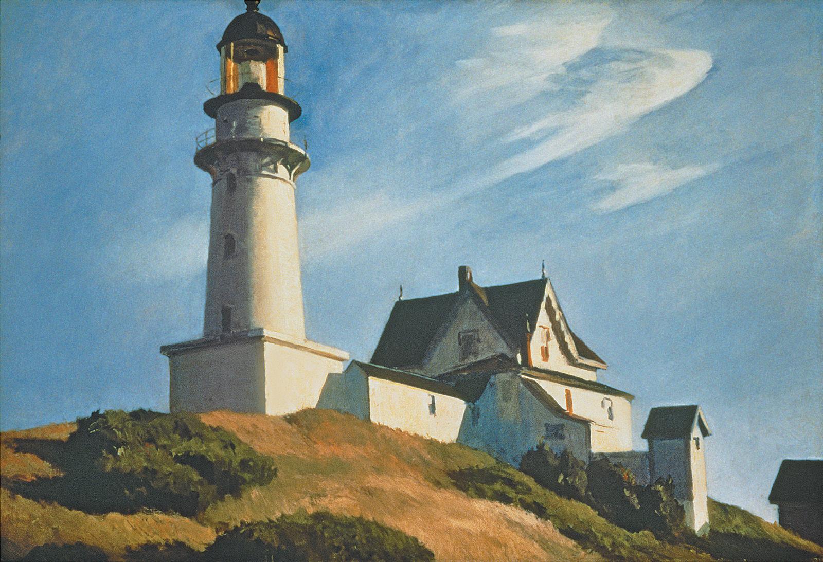 Edward Hopper Stile Biografia Opere E Citazioni