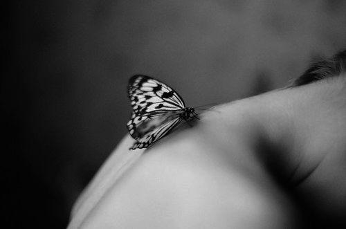 La felicità non ha volto ma spalle: per questo noi la vediamo quando se n'è andata. - Friedrich Nietzsche (Ph Web)